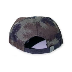<!--020140210062438-->Official - 'X21' [(Camo Pattern) Strap Back Hat]