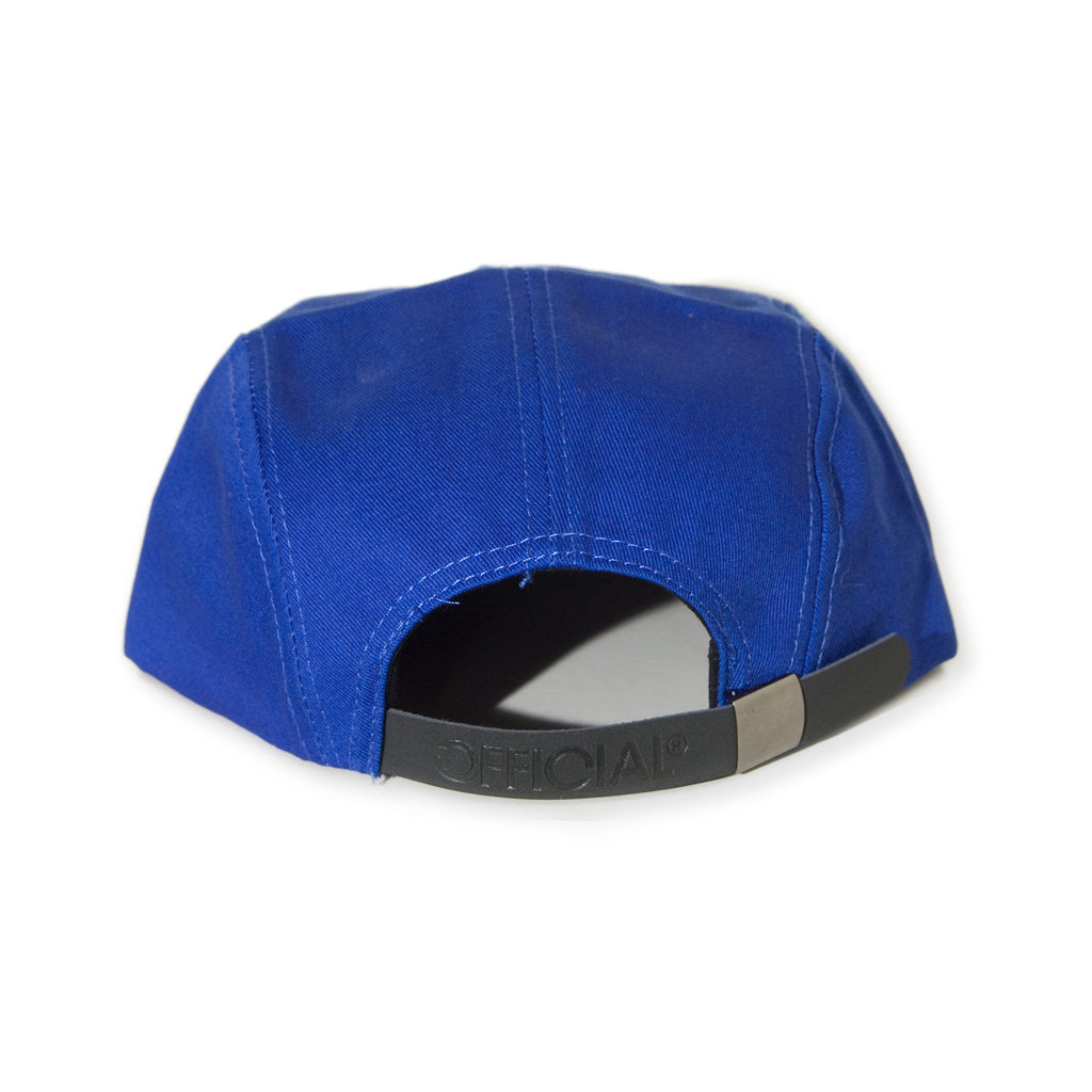 <!--020140210062448-->Official - 'Daytona' [(Blue) Five Panel Camper Hat]