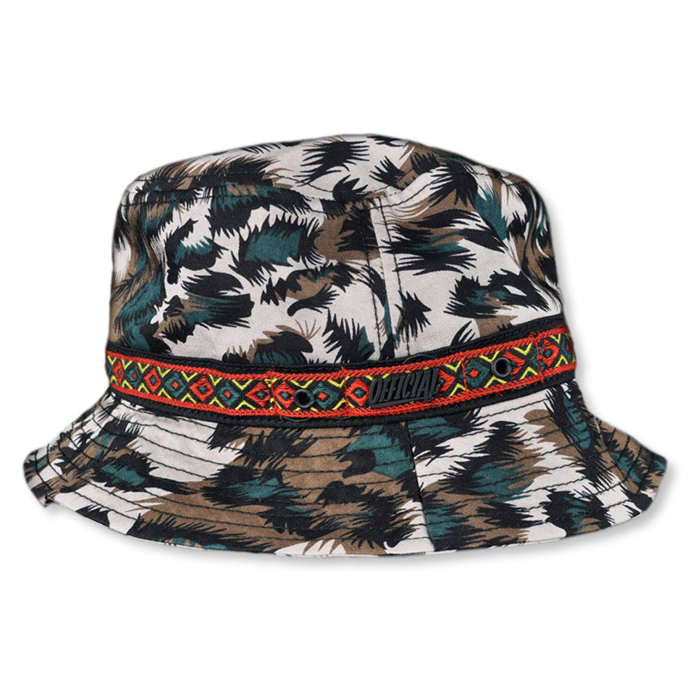 <!--2014021043-->Official - 'Canopy - Jungle' [(Camo Pattern) Bucket Hat]