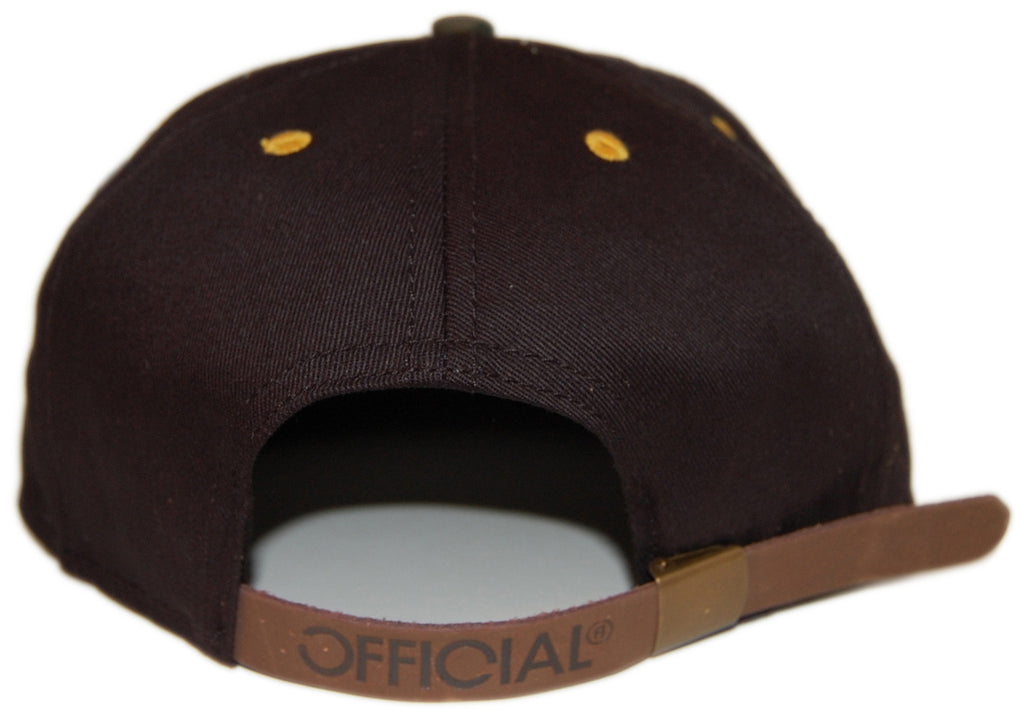 <!--020121204052131-->Official - 'Workwear Gold Camos' [(Black) Strap Back Hat]