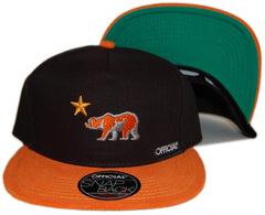 <!--020121204052142-->Official - 'Cali Dolo Gigantes Premium' [(Black) Snap Back Hat]