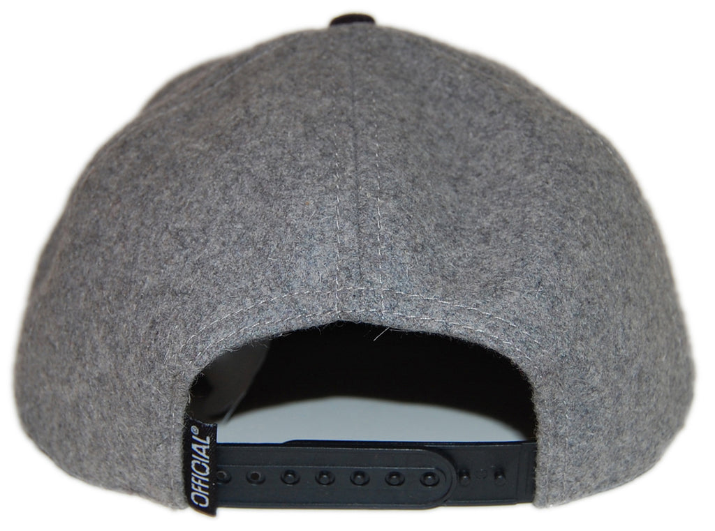 <!--020121204052136-->Official - 'Racks Nation' [(Gray) Snap Back Hat]