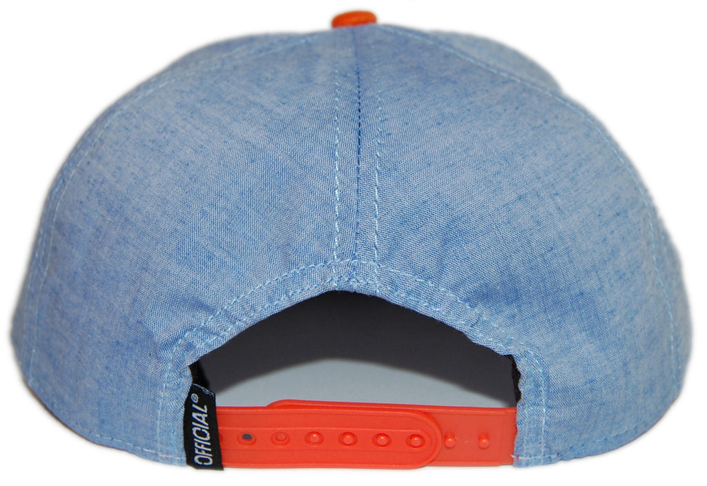 <!--020121204052140-->Official - 'Legalize - Lightweight Hippy' [(Light Blue) Snap Back Hat]