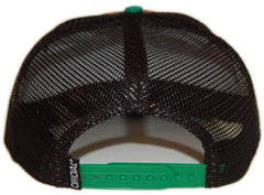 <!--020121204052144-->Official - 'Cali Aztec Mesh' [(Black) Snap Back Hat]