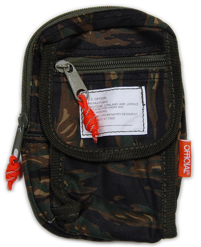 <!--020121204052152-->Official - 'Camo Multi-Case' [(Camo Pattern) Bag]