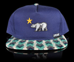 <!--020140523063865-->Official - 'Dolo Leucadia' [(Dark Blue) Strap Back Hat]