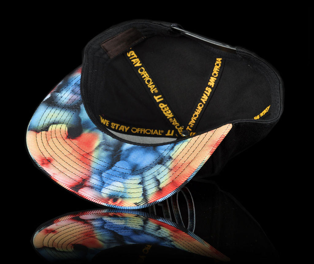 <!--2014052314-->Official - 'Tripout 1D' [(Black) Snap Back Hat]