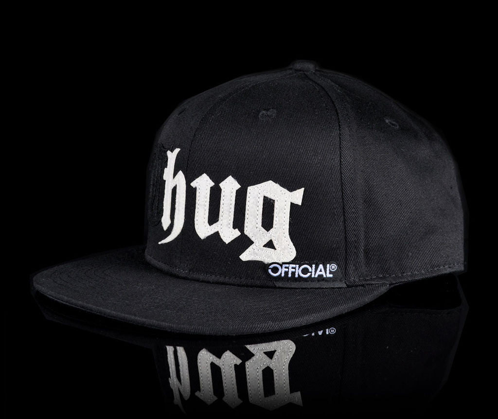<!--2014052324-->Official - 'Thug' [(Black) Snap Back Hat]