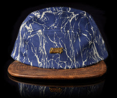<!--020140523063872-->Official - 'Refinery' [(Blue) Five Panel Camper Hat]