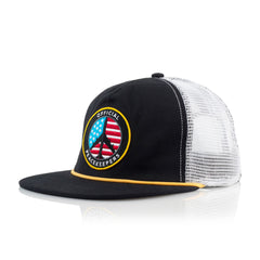 Official x Jamie Thomas - 'JT Peacekeeper' [(Black) Snap Back Hat]