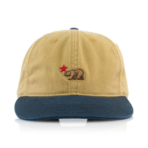 Official - 'Calif Dolo' [(Light Brown) Strap Back Hat]