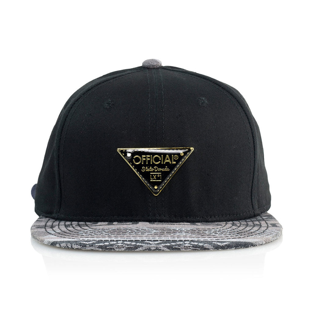 <!--020160511073072-->Official - 'LeoPolo' [(Black) Strap Back Hat]