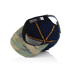 <!--020150212068361-->Official - 'Betterment' [(Dark Blue) Strap Back Hat]