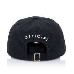 <!--020160420072922-->Official - 'Rarri Molded' [(Black) Strap Back Hat]