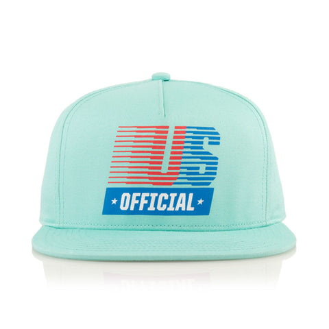 Official - 'USA '84' [(Light Green) Snap Back Hat]