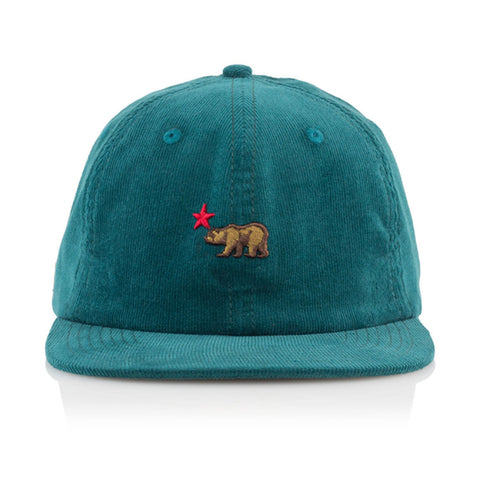 Official - 'Cord Dolo' [(Dark Green) Strap Back Hat]