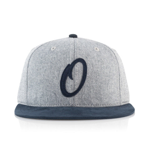 "Official - 'Roj """"O"""" Cham' [(Gray) Snap Back Hat]"