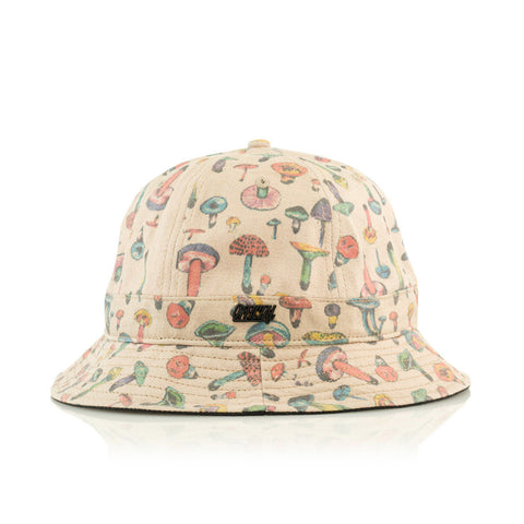Official - 'Illustrated Buckit' [(Light Brown) Bucket Hat]