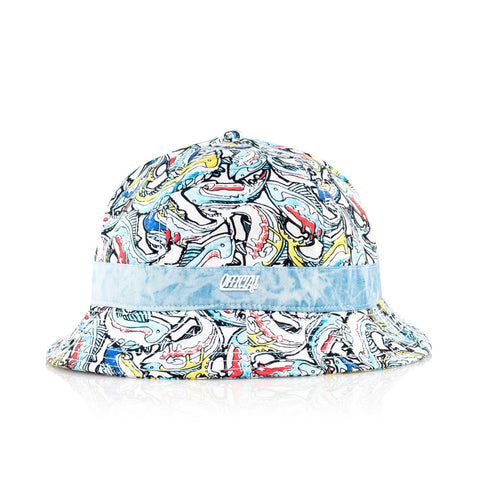 Official - 'Pescadore' [(White) Bucket Hat]