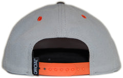 <!--020120501043961-->Official - 'Stay Official Krushin'' [(Gray) Snap Back Hat]