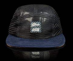 <!--020140523063850-->Official x Stefan Janoski - 'Meshuga' [(Dark Blue) Five Panel Camper Hat]