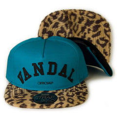 <!--020131112061133-->Official - 'Vandal Gorillas' [(Light Green) Strap Back Hat]