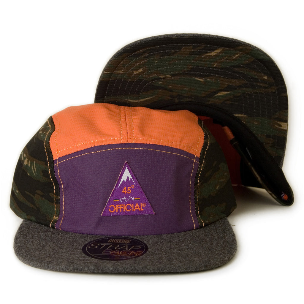 <!--020131112061147-->Official - 'Annapurna' [(Camo Pattern) Five Panel Camper Hat]