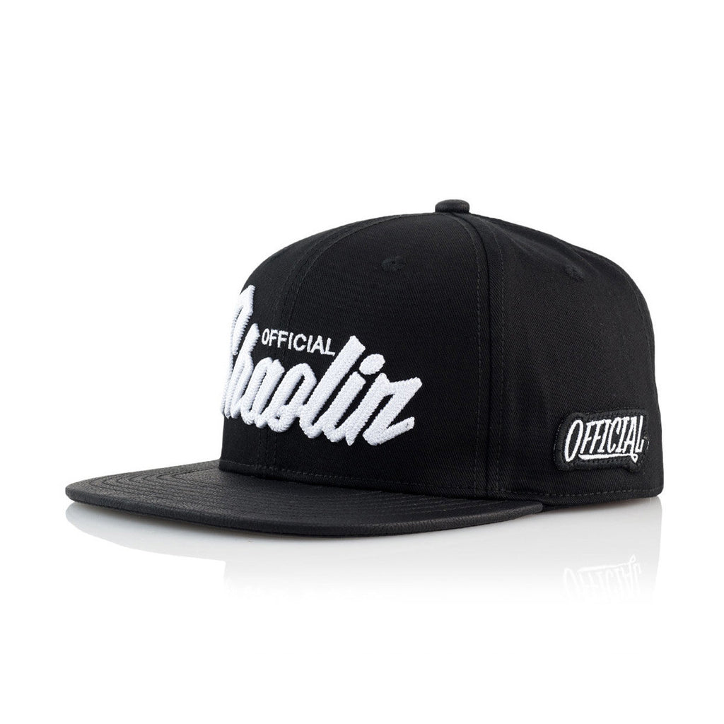 <!--020151117071450-->Official - 'Shaolin' [(Black) Snap Back Hat]