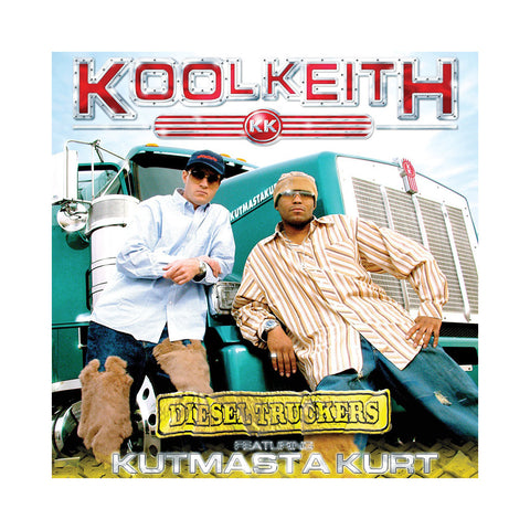 Kool Keith w/ KutMasta Kurt - 'Diesel Truckers (THIS IS A RE-STOCK)' [CD]