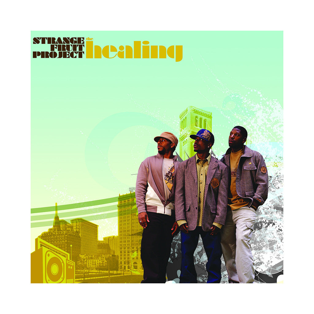 <!--2006072542-->Strange Fruit Project - 'The Healing' [CD]