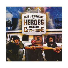 Zion I - 'Heroes In The City Of Dope' [CD]
