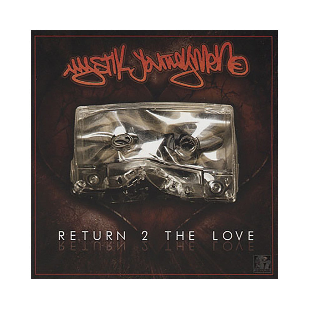 <!--020100101011823-->Mystic Journeymen - 'Return 2 The Love' [CD]