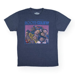 <!--020160906074052-->The Roots - 'Botero' [(Dark Blue) T-Shirt]