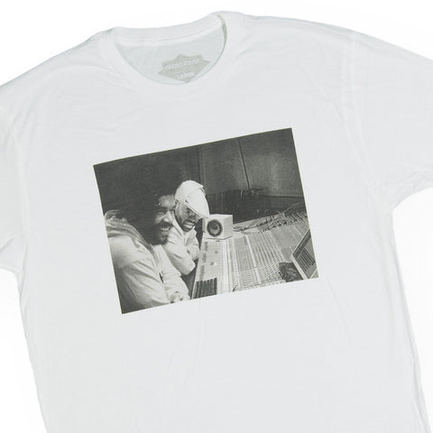 The Roots - 'Faders' [(White) T-Shirt]