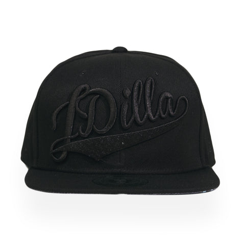 J Dilla - 'J Dilla' [(Black) Snap Back Hat]