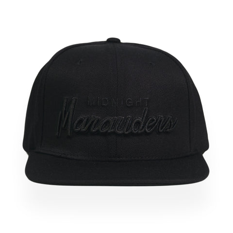 Okayplayer - 'Midnight Marauders' [(Black) Snap Back Hat]