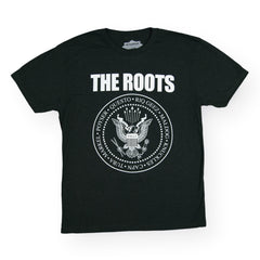 <!--020160906074042-->The Roots - 'The Roots-Mones' [(Black) T-Shirt]