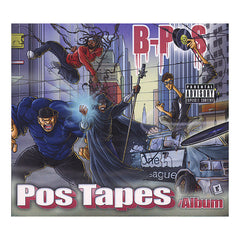 <!--020120522045895-->BPos - 'Pos Tapes The Album' [CD]