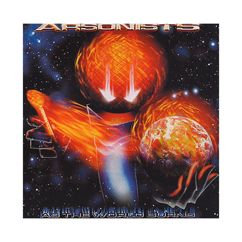 Arsonists - 'As The World Burns' [CD]