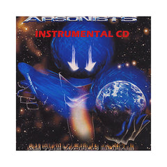 <!--019990824019765-->Arsonists - 'As The World Burns (Instrumentals)' [CD]