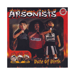 <!--020010918019766-->Arsonists - 'Date Of Birth' [CD]