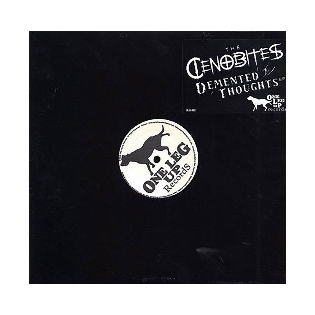 <!--020080715014335-->Cenobites - 'Demented Thoughts EP (1993-1996) (Heavy Pieces: 2 of 5)' [(Black) Vinyl EP]