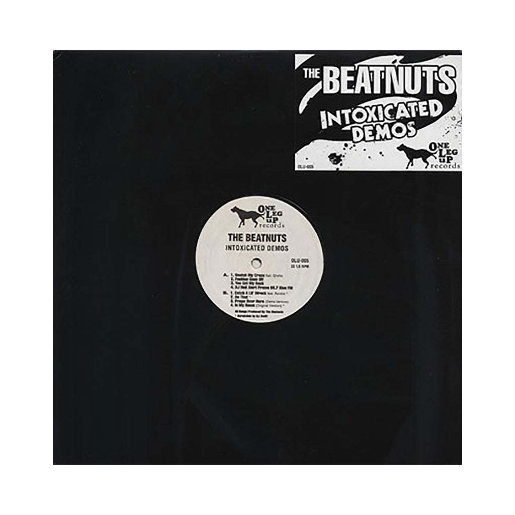The Beatnuts - 'Intoxicated Demos EP (1991-1993) (Heavy Pieces: 5 of 5)' [(Black) Vinyl EP]