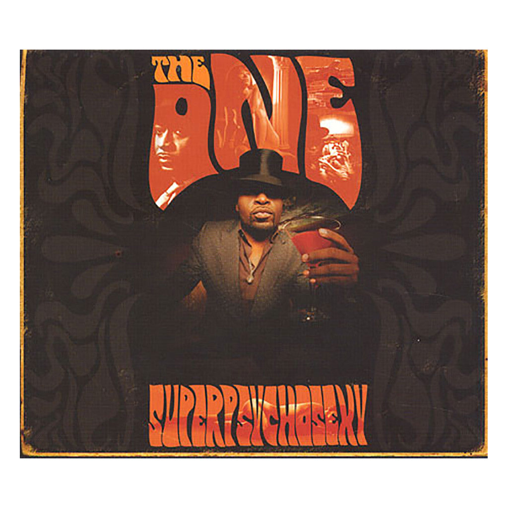 The One - 'Superpsychosexy' [CD]