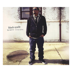 <!--120080304012879-->Black Spade - 'To Serve With Love' [CD]
