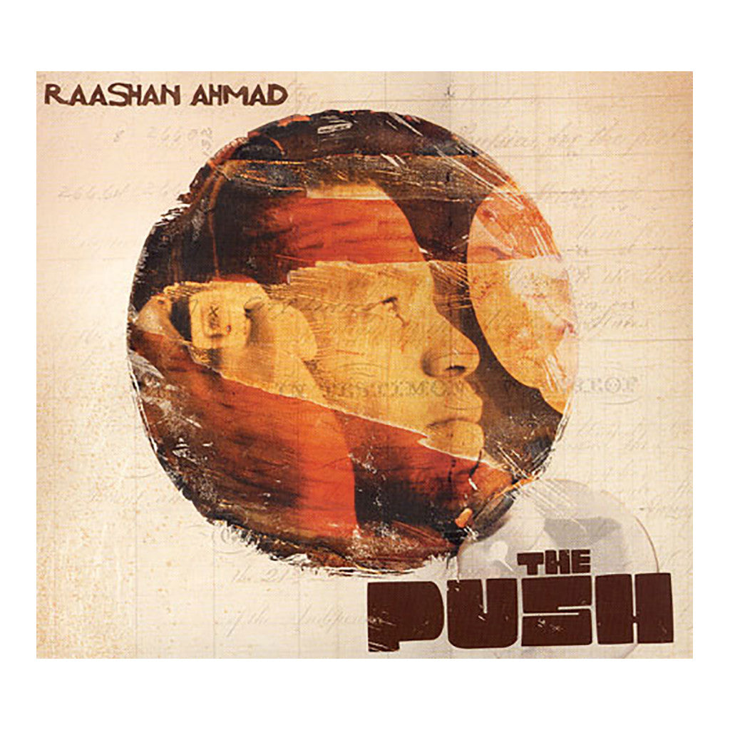 <!--020080520013362-->Raashan Ahmad - 'The Push' [CD]