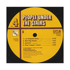 People Under The Stairs - 'The Next Step' [(Black) Vinyl [2LP]]