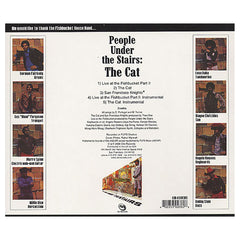 <!--020000509011735-->People Under The Stairs - 'Live at the Fishbucket Part II/ The Cat/ San Francisco Knights' [CD]