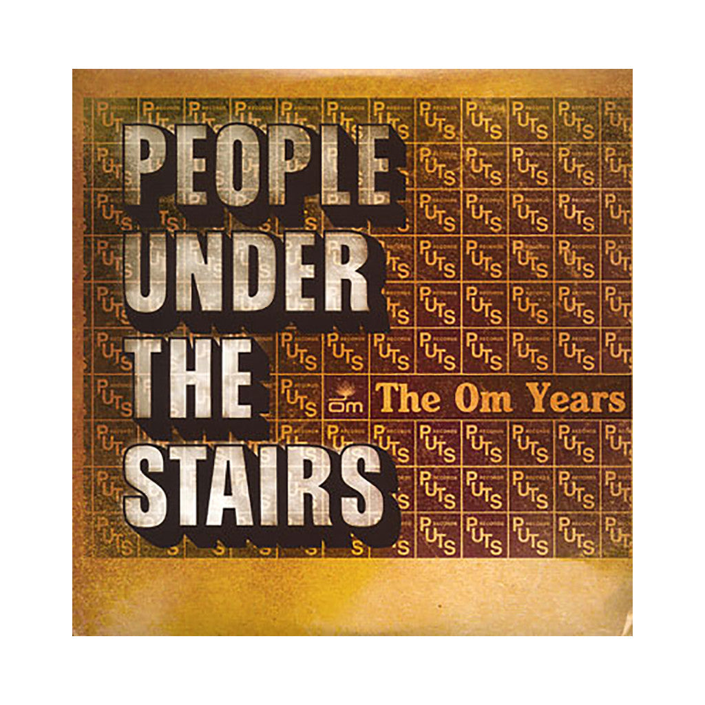 People Under The Stairs - 'The OM Years (Best Of)' [(Black) Vinyl [2LP]]