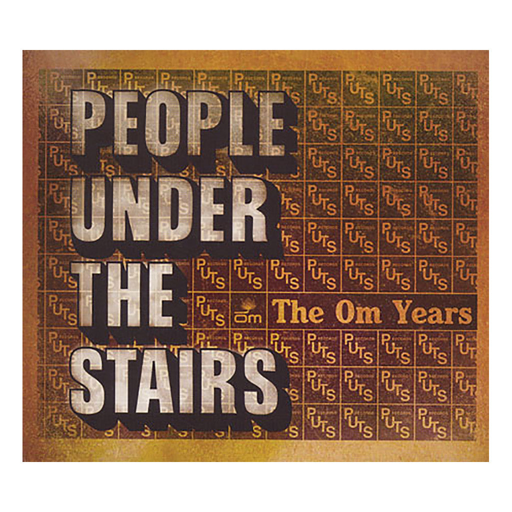 <!--020080722013888-->People Under The Stairs - 'The OM Years (Best Of)' [CD [2CD]]
